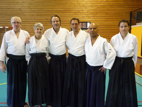 aikido,commentry,bernard palmier shihan,ffaaa