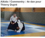 aikido,commentry,ffaaa,4eme dan,thierry dupré