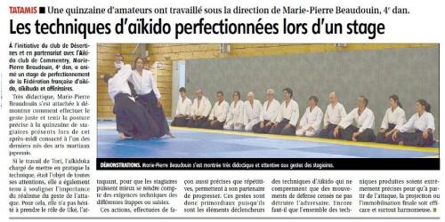 aikido,commentry,desertines,la montagne,montluçon,marie-pierre beaudouin