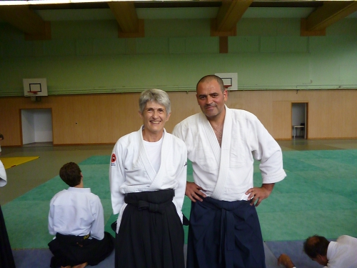 aikido,commentry,autrans 2015,bernard palmier shihan
