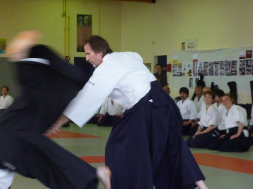 aikido,commentry,beaugency,bernard palmier