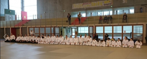 aikido,commentry,désertines,maurice thai