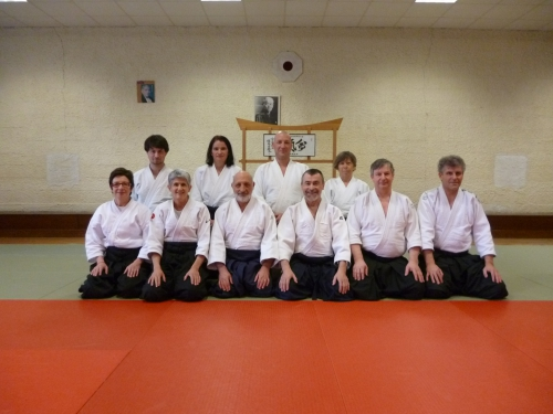 aikido,commentry,ffaaa,vichy,marc tabourot,seminaire enseignants jeunes