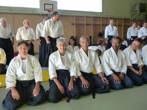 aikido,commentry,ffaaa,bernard palmier,autrans,aout 2014