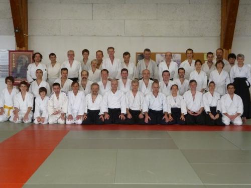 aikido,commentry,ufolep,alain vivier,cournon d'auvergne