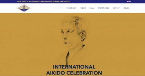 , aikido, commentry, doshu, bruxelles, stage international