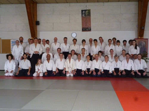 aikido,commentry,ufolep,cournon d'auvergne,juta bernard