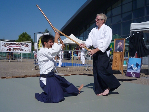 aikido, commentry, desertines