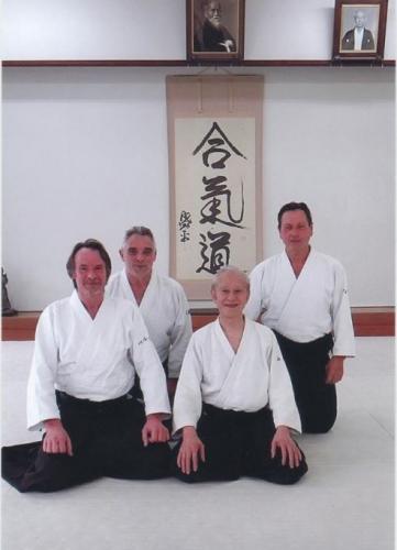 aikido,commentry,ffaaa,bernard palmier,patrick benezi,frank noel,shihan