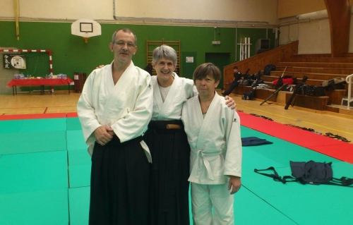aikido,commentry,stage,christian mouza,vichy